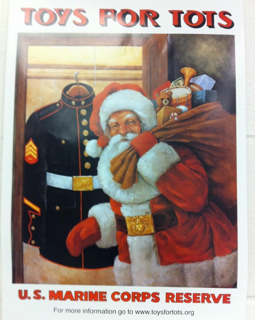 Toys For Tots 2012 : Eagle s eye toys for tots comes to oak mountain