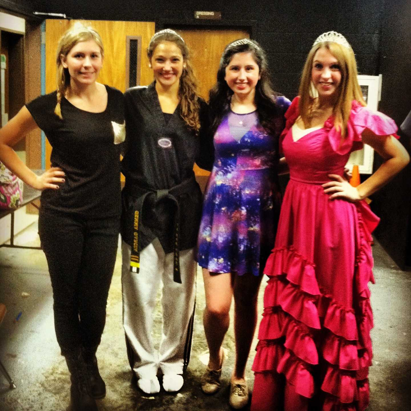 Eagles Eye : Theatre Department Students Finish With a ...