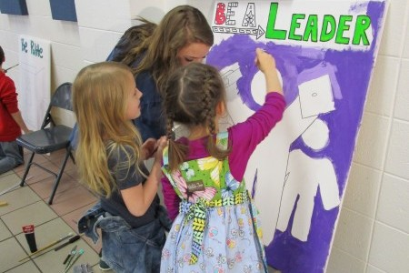 Showing Character the Artistic Way at OMES