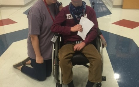 New Mail System Created to Educate OMHS Special Needs Students