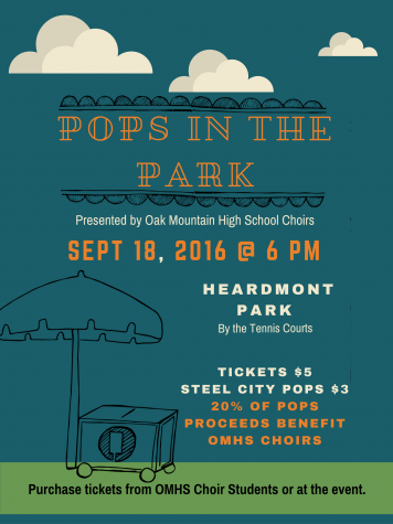 Pops in the Park Planned for September 18th