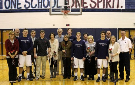 Senior Night Victory for the Eagles