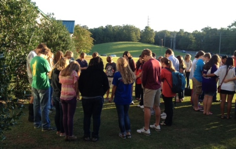 Students Gather for National See You at the Pole Day