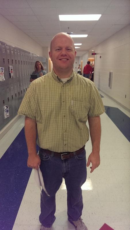 Teacher of the Week – Mr. Dean