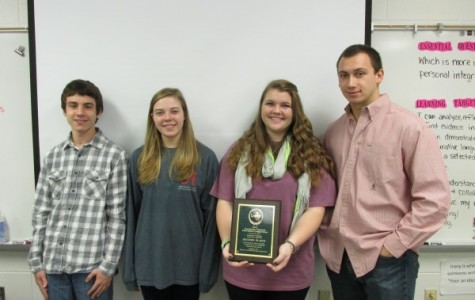 OMHS Students Take Second Place in Envirobowl Competition