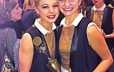 Dance Team Takes 1st Place and Advances to Nationals