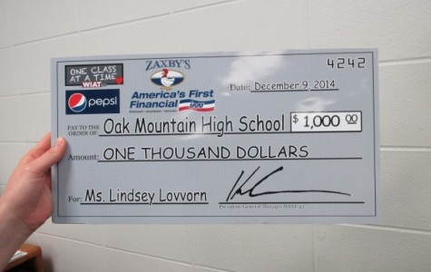 Ms. Lindsey Lovvorn Granted $1,000 to Develop Her Students' Life Skills