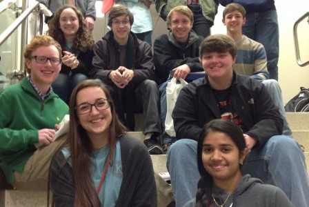 Oak Mountain Physics Team Achieves Third Place in State Competition