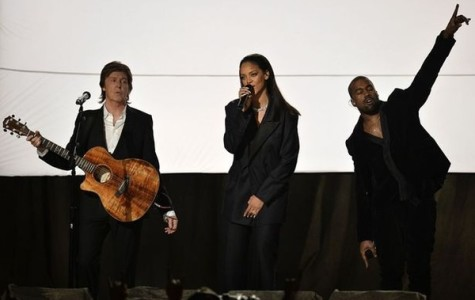 FourFiveSeconds (Single) – Rihanna, Kanye West, and Paul McCartney