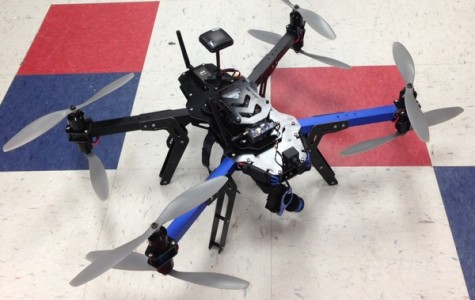 Oak Mountain Students Now Flying Drones