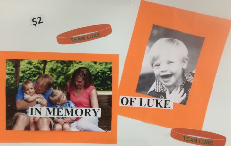 Bracelets Sold In Memory of Luke Kelly