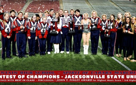 Spirit of Cahaba Takes Top Honors at Competitions