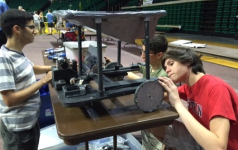 Robotics Team Places at UAB Competition