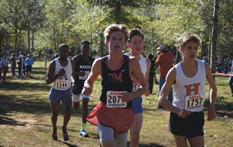 Stidfole Named Runner of the Year