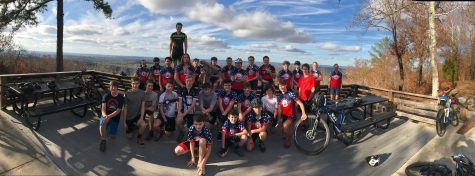 OM Biking Team Finishes Strong