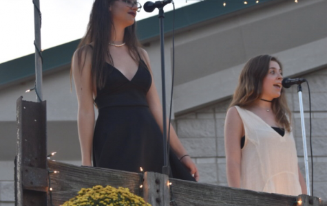 OMHS Choir Hosts First Annual Trucks and Tunes