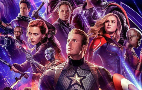 Avenger' Endgame in Theaters Today!