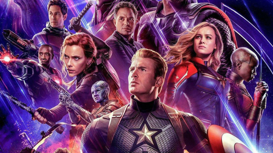 Avenger%27+Endgame+in+Theaters+Today%21