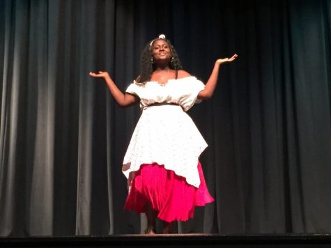 OMHS Hosts Culture Day