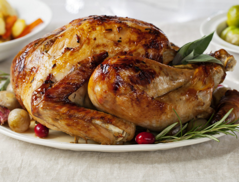 The 5 Best Thanksgiving Foods